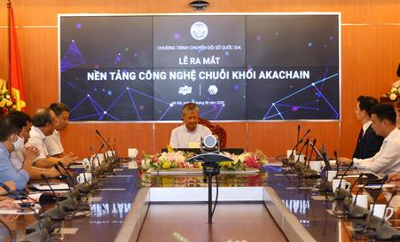 Vietnamese ministry unveils domestically-built blockchain platform