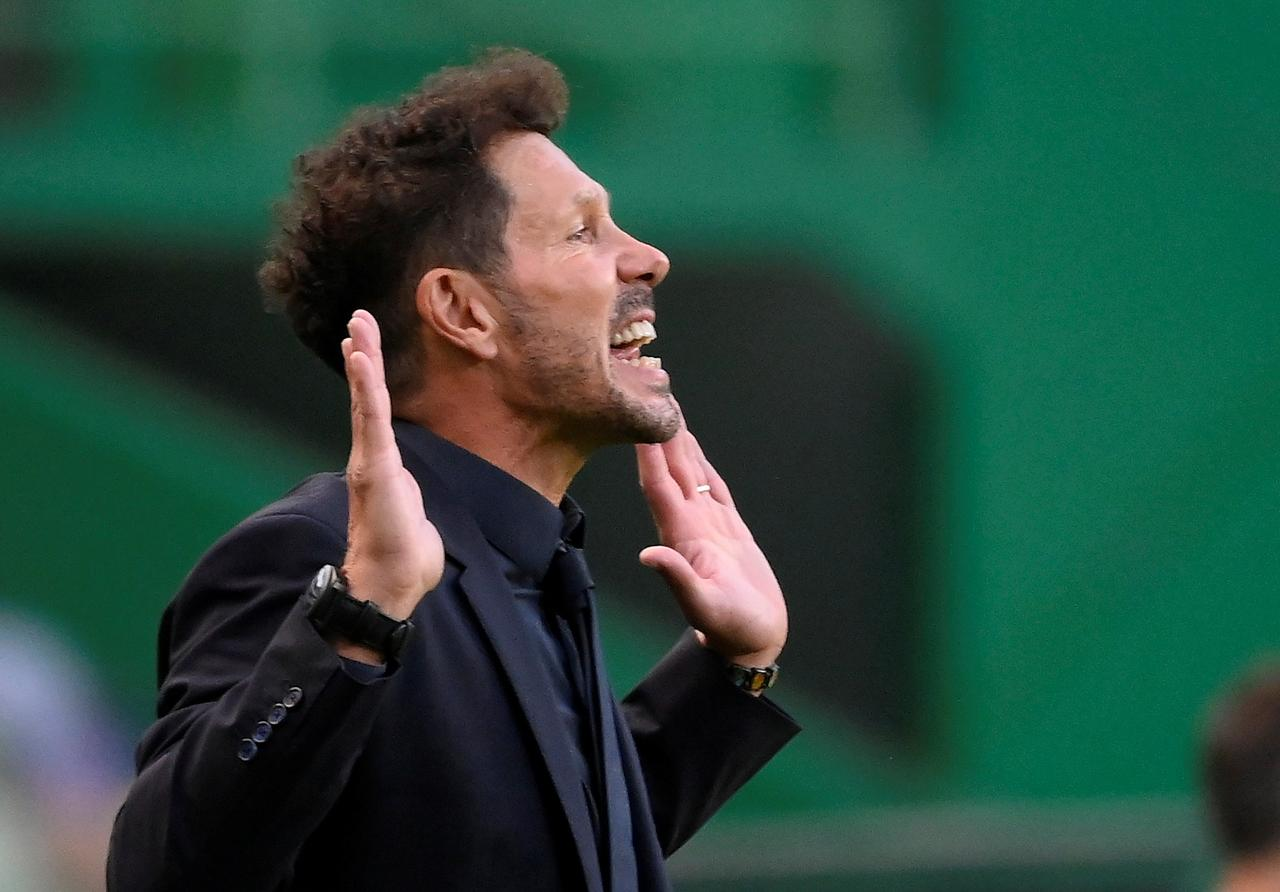 Atletico ran out of steam against Leipzig after gruelling season - Simeone