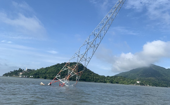 Vietnam's 5,000-resident island in temporary blackout after transmission tower damaged