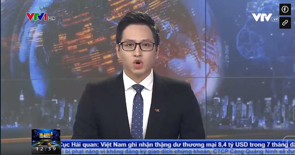 Vietnamese anchor apologizes after calling hawkers 'parasites' on national TV