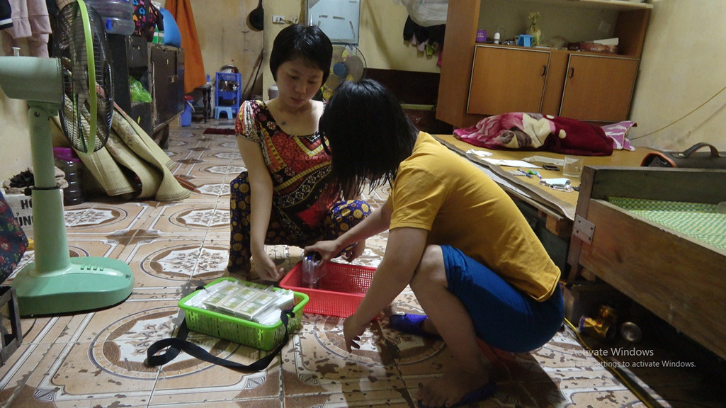 Disabled vendors find friendship, family living together in northern Vietnam