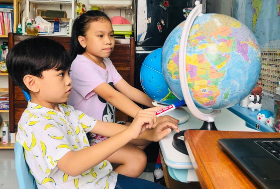 Vietnamese boy boasts exceptional memory for world's nations