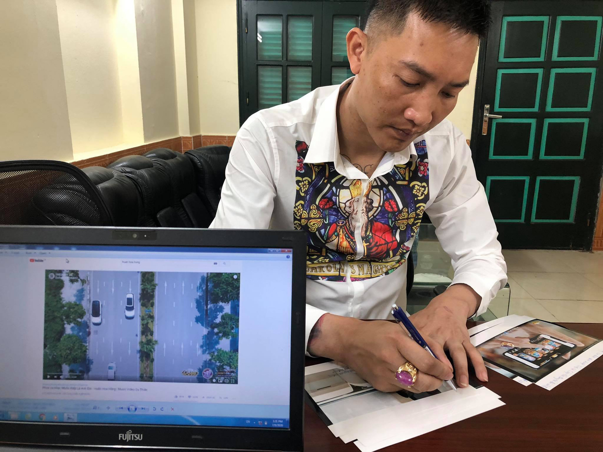 'Thug' penalized for saying '80% of Ho Chi Minh City's civil servants do drugs'