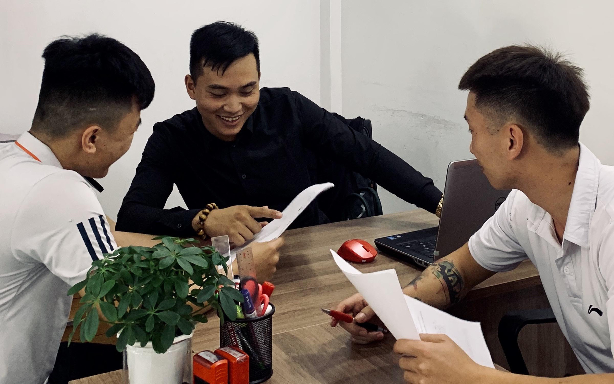 Former soldier attributes business success to military training in Vietnam