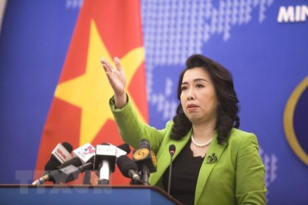 China's military exercises in Hoang Sa violate Vietnam's sovereignty