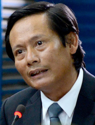 Vietnamese lawyer Phan Trung Hoai is seen in a provided photo.