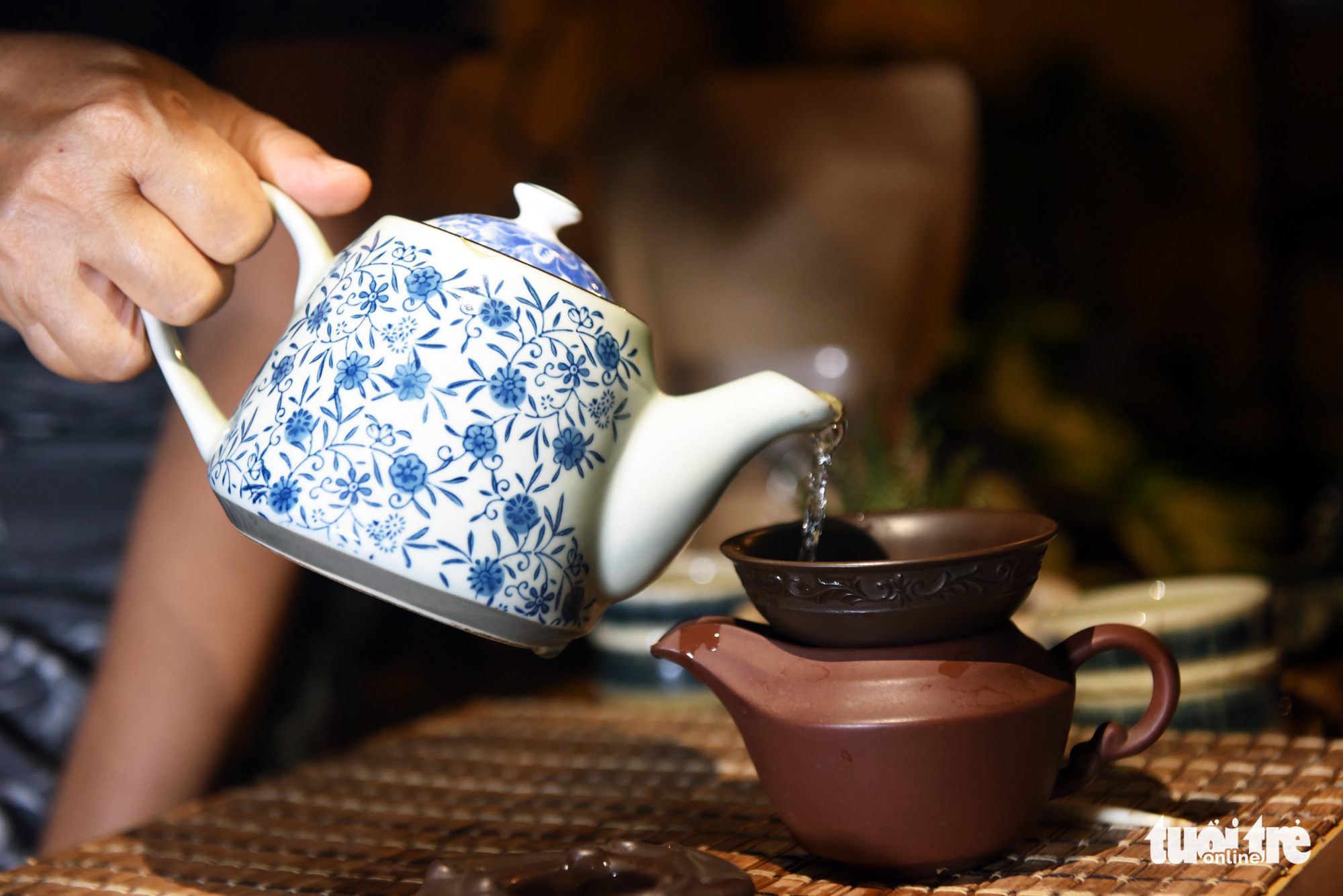 Finding Zen at Saigon's unique pay-what-you-want teahouse