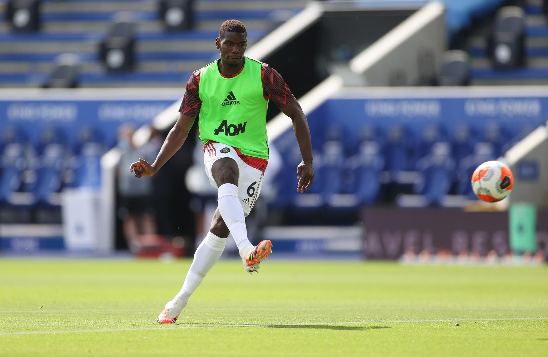 Pogba left out of France squad after testing positive for COVID-19