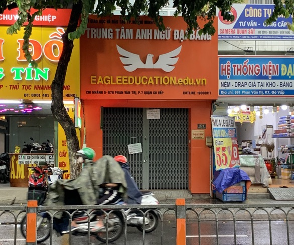 In Vietnam, English center collects tuition, refuses to teach