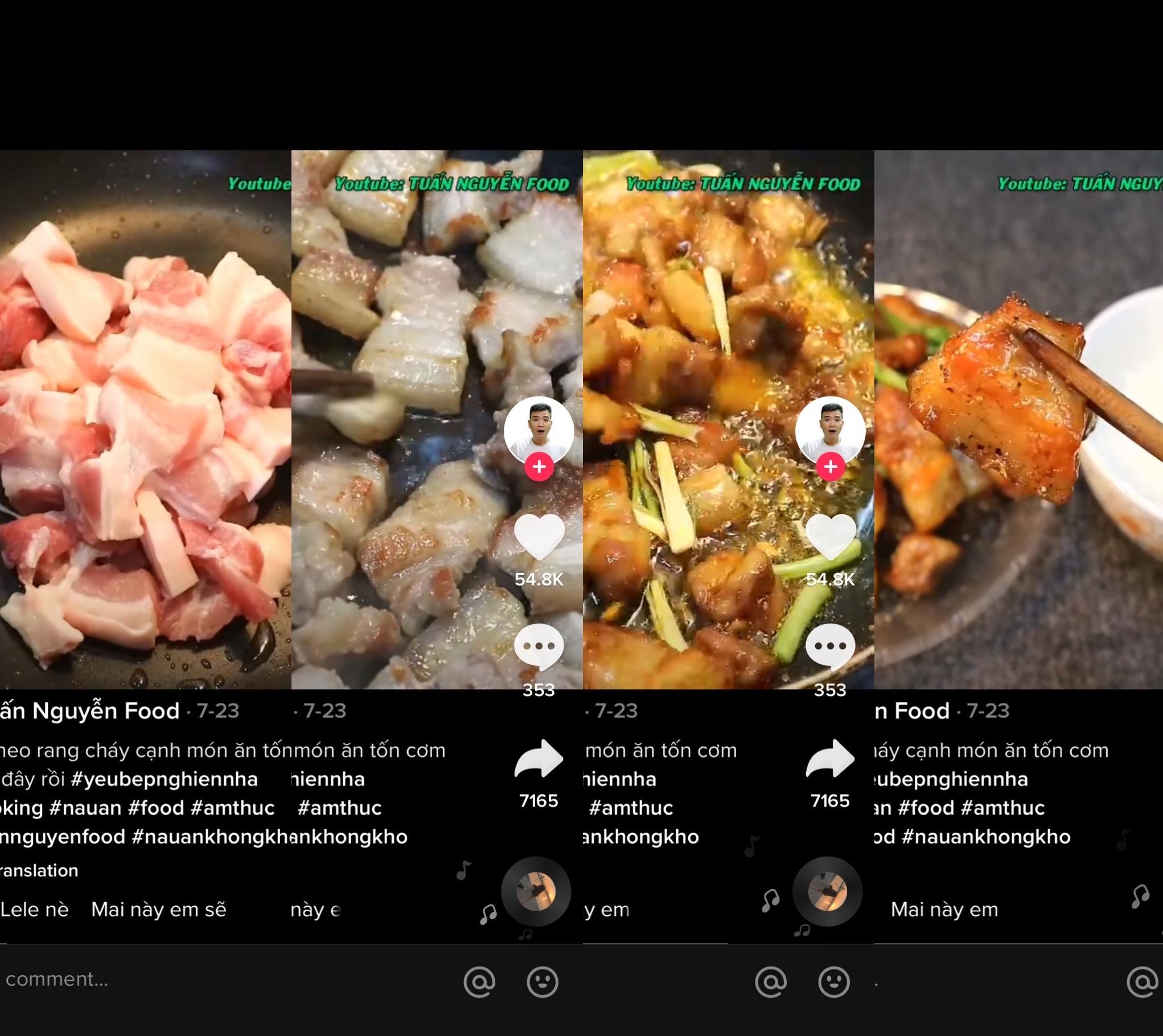Cooking up viral videos: TikTok is social media's hottest new recipe platform