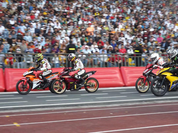 Vietnam cancels annual National Day motorcycle racing