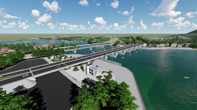 Vietnamese province set to build dam-bridge over Cai River in Nha Trang