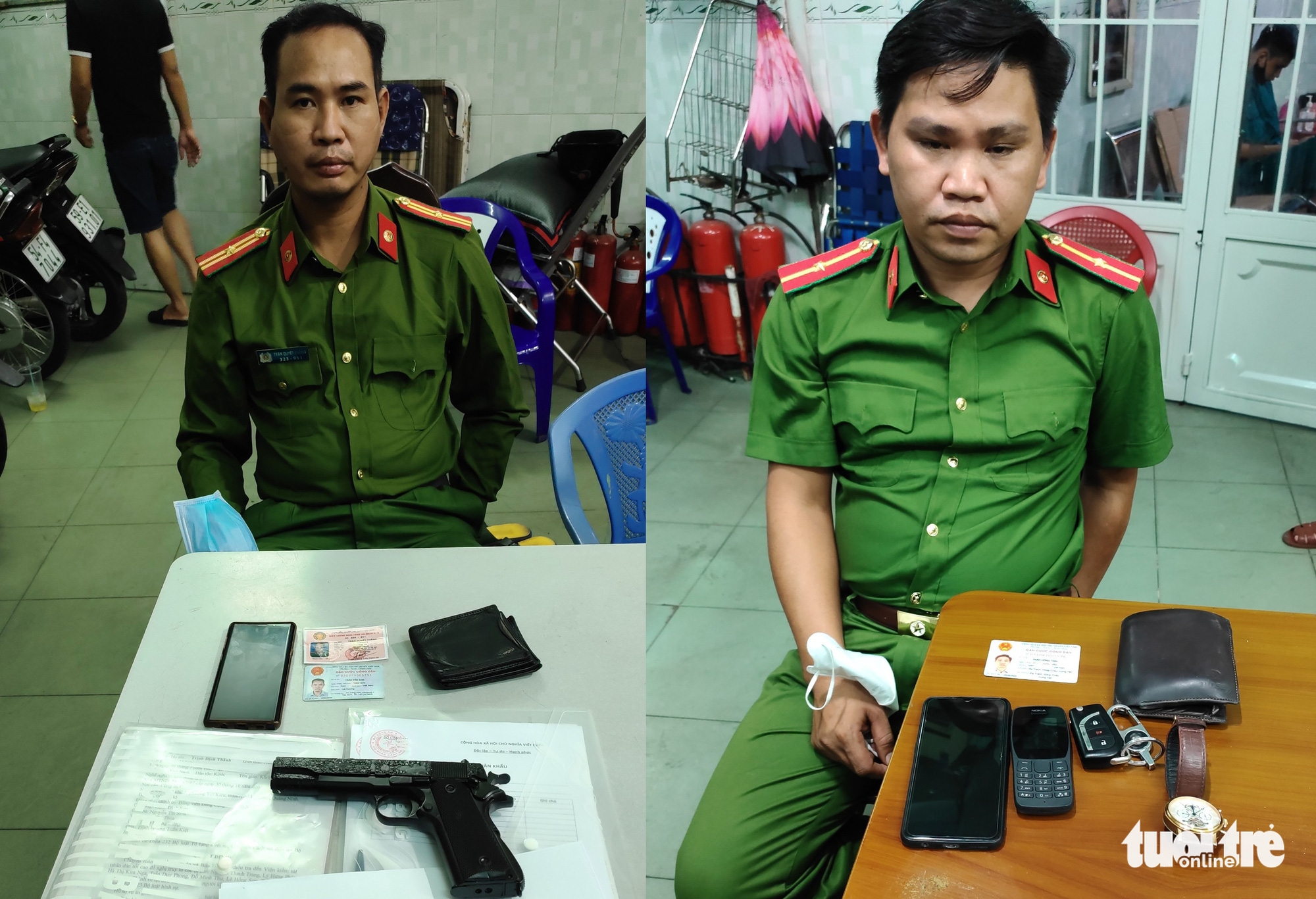 Men impersonate police to extort residents in Ho Chi Minh City