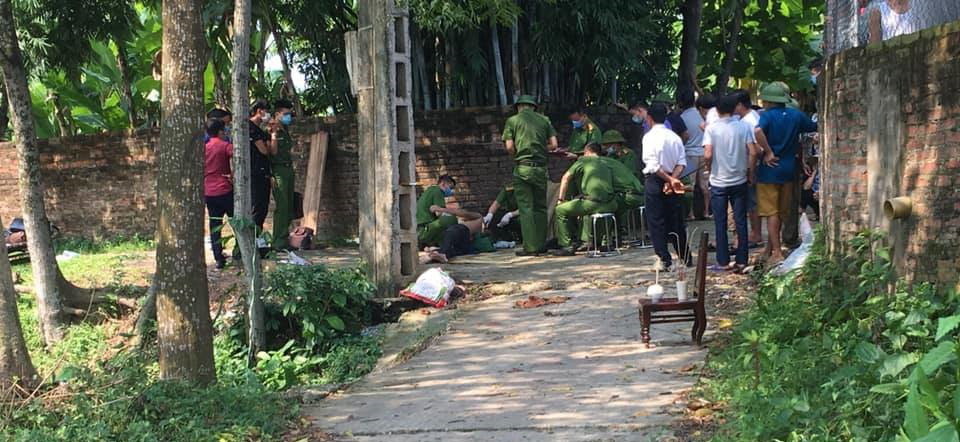Man high on meth fatally attacked by father in northern Vietnam