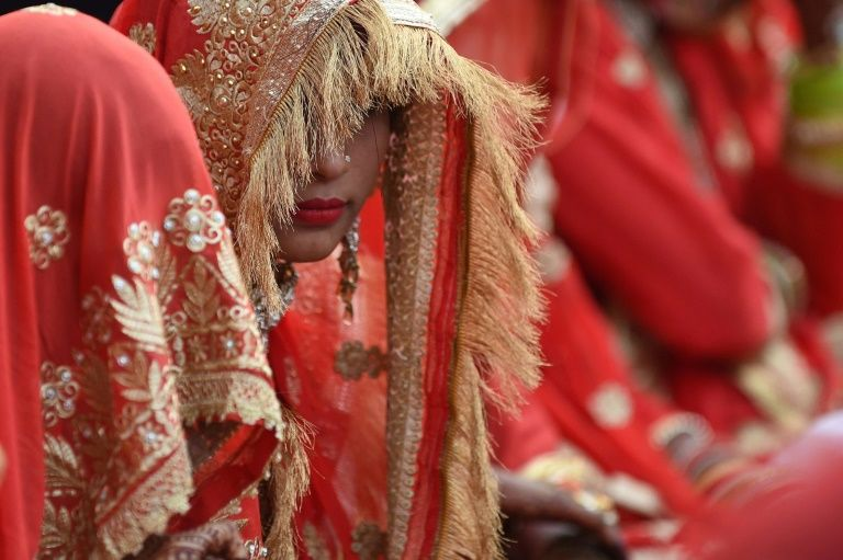 Hundreds of thousands of girls across Asia are being forced into marriage by desperate families plunged into poverty because of the coronavirus pandemic in 2020, as campaigners warn years of progress tackling the practice is being undone. Photo: AFP