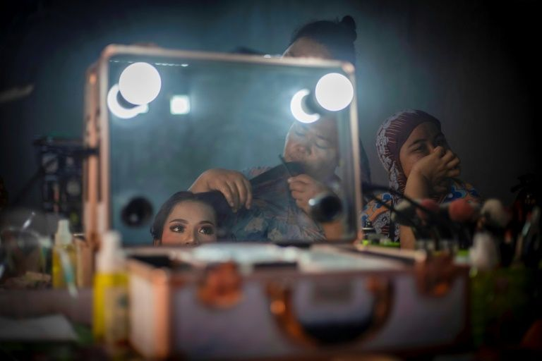 Virus despair forces girls across Asia into child marriage