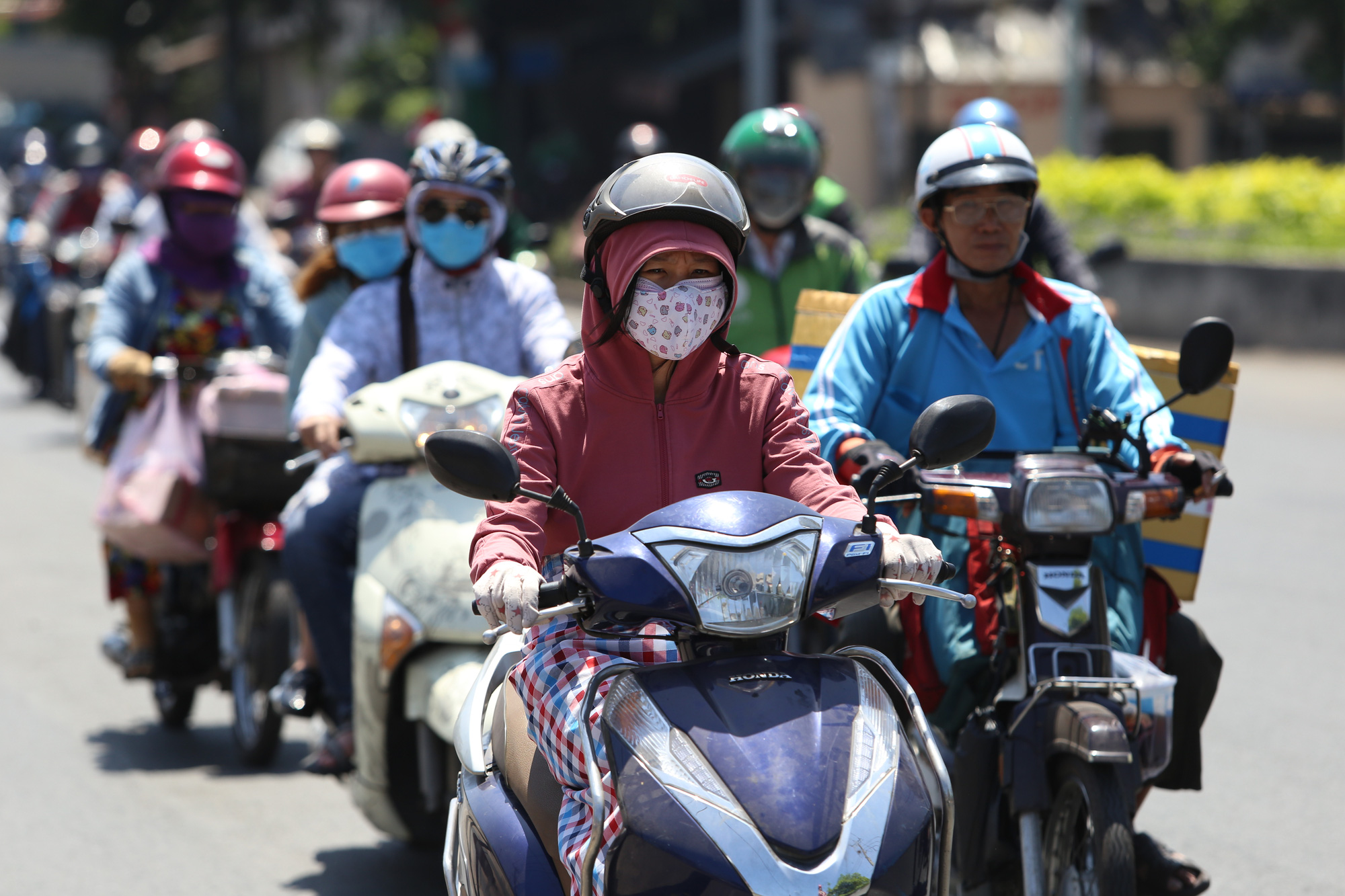 UV index 'very high' in all parts of Vietnam in coming days