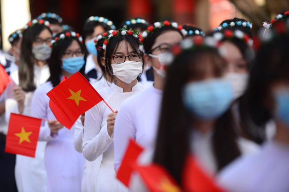 23 million students enter new school year in Vietnam amid pandemic