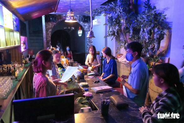 Ho Chi Minh City reopens bars, discos; allows crowded events