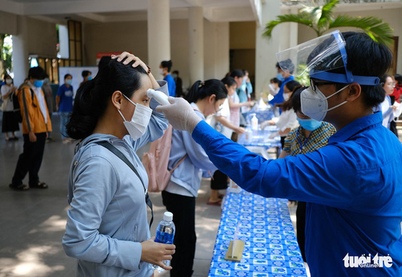 Vietnam reports largest daily number of recovered coronavirus patients since viral resurgence
