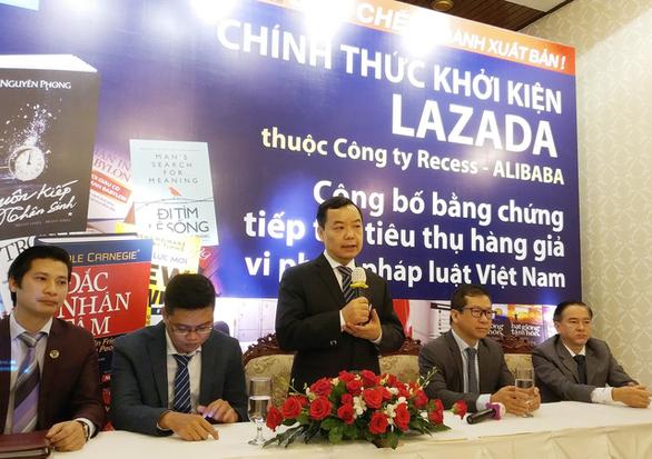 Vietnamese publisher sues Lazada over 'fake books' sold on platform