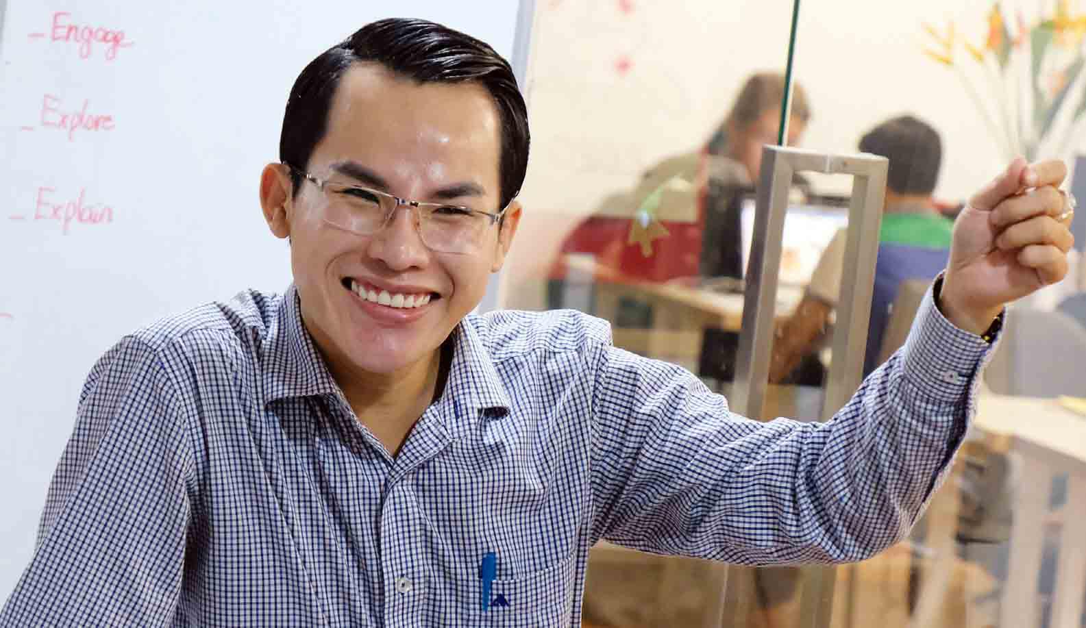 Man's inspiring journey from Saigon orphanage to seat at European Forum Alpbach
