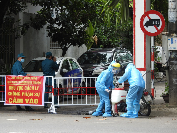 Vietnam reports no community transmission of COVID-19 for 8th straight day