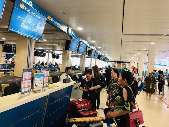 Carriers increase domestic flights to, from Da Nang