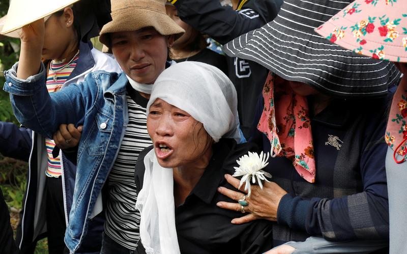 Vietnam jails four over migrant deaths in British truck