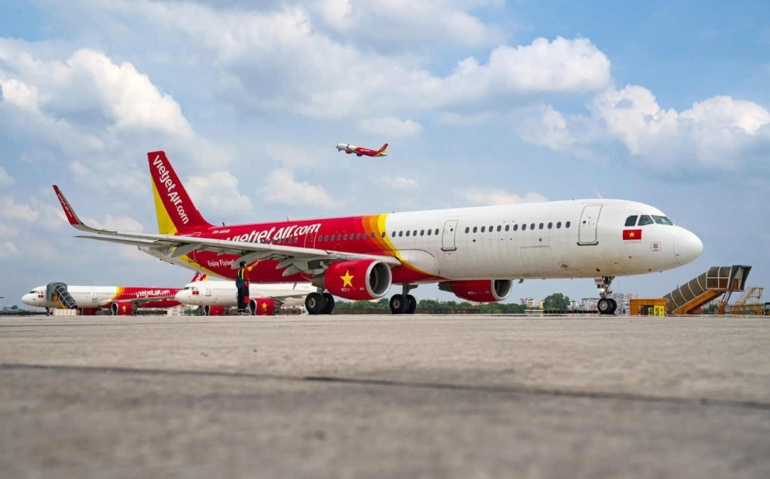 Vietjet ready to fly to Japan, South Korea, Taiwan in September