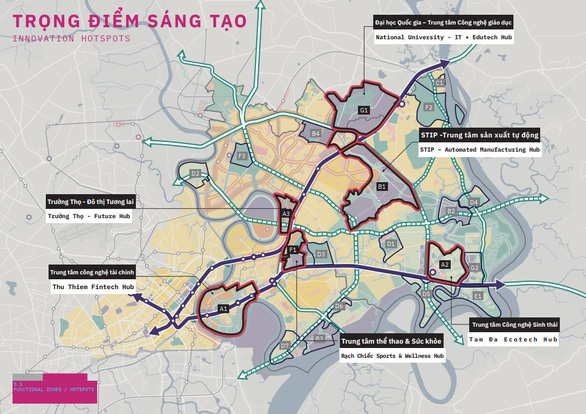 Incentives needed to draw residents to satellite cities: Ho Chi Minh City planner