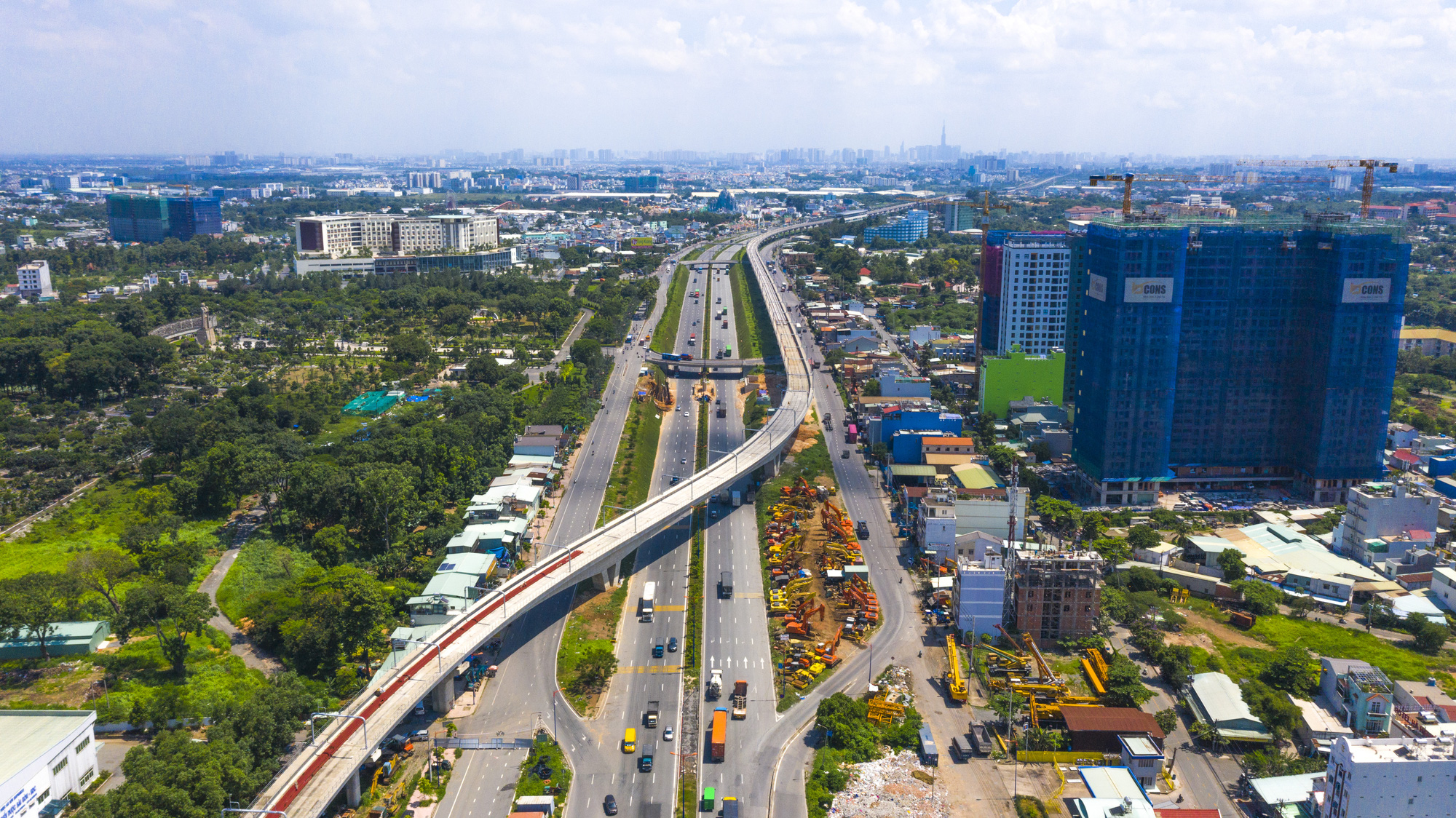 Public transport key to Thu Duc City development