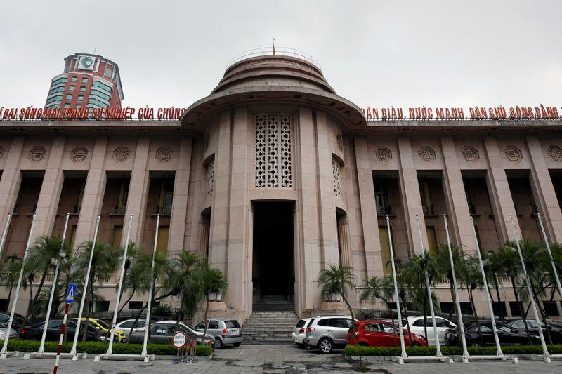 Vietnam central bank reports 4.81% credit growth as of September 16 versus end-2019
