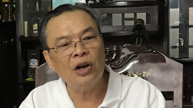 Le Trung Tinh, chairman of the Ho Chi Minh City Association of Intercity Passenger Transport and Tourism