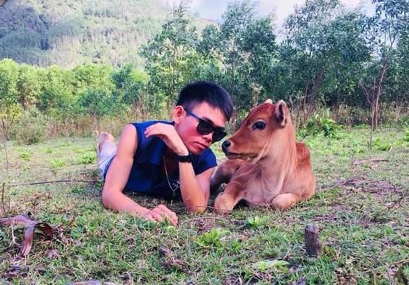 Vietnam's cow-herding YouTuber collaborates with US rapper Wiz Khalifa