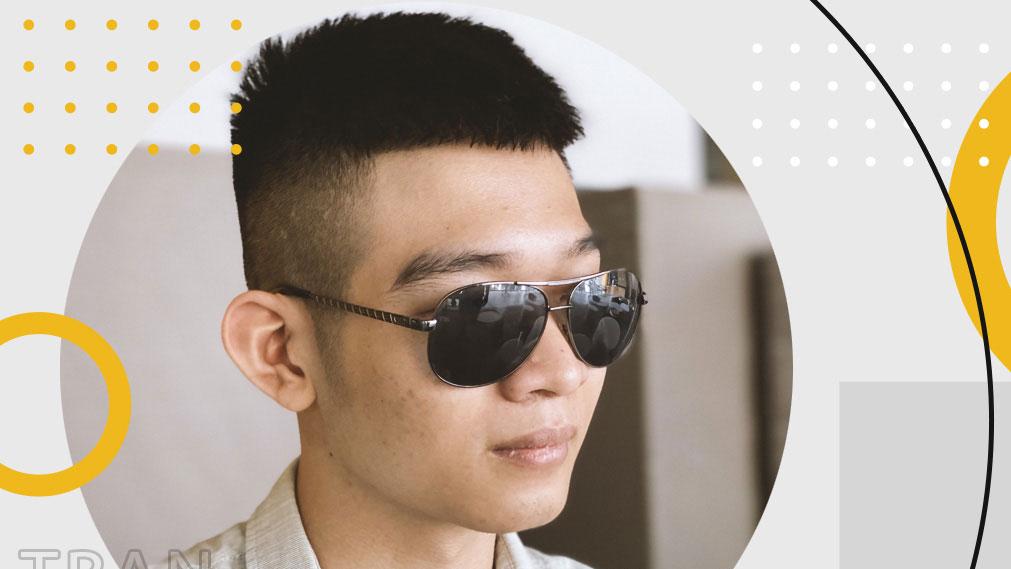 Blind student works way to Fulbright University Vietnam