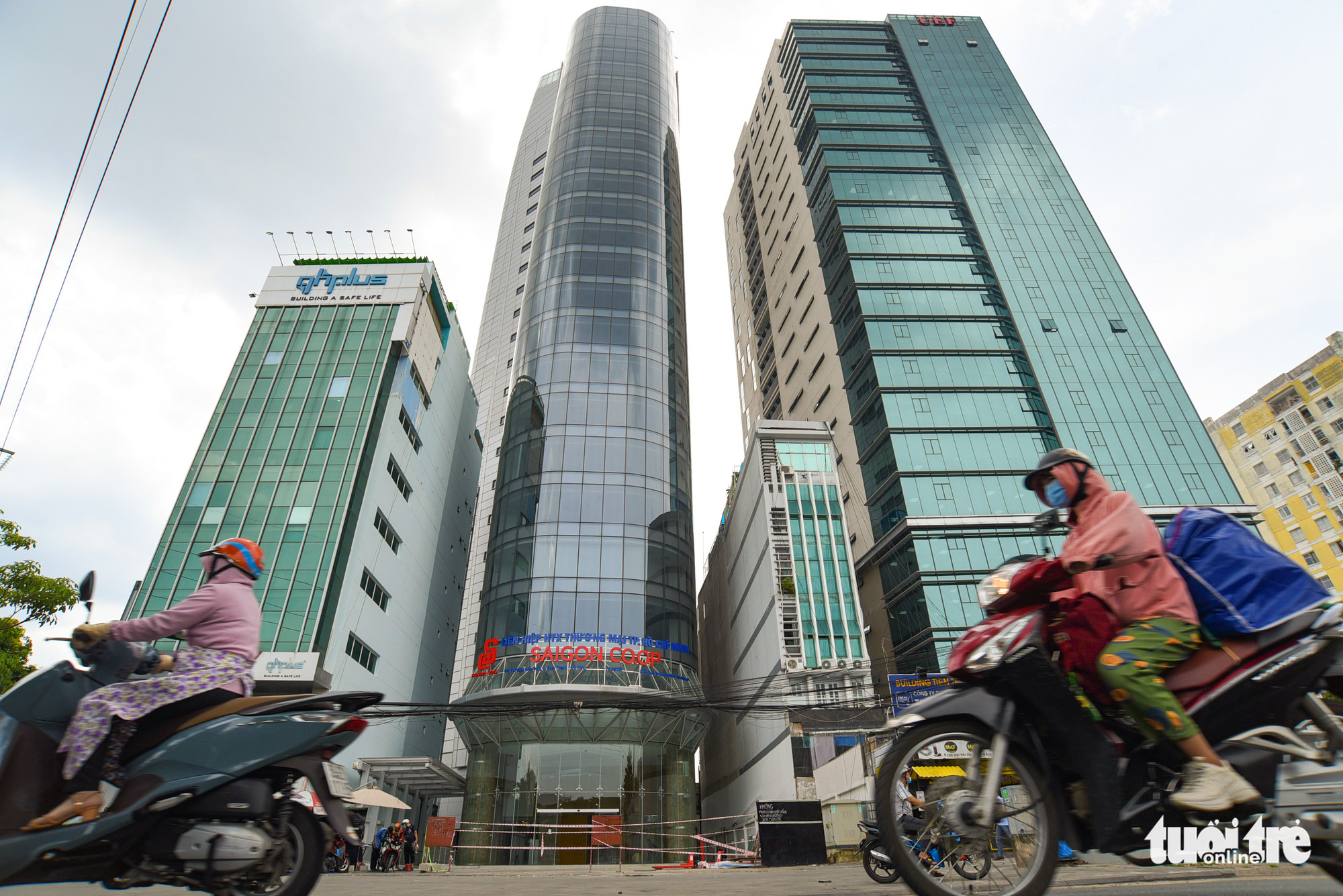 V-Ikon  Building has been sold at VND301 billion ($12.9  million) in Binh Thanh District, Ho Chi Minh City. Photo: Quang Dinh / Tuoi Tre