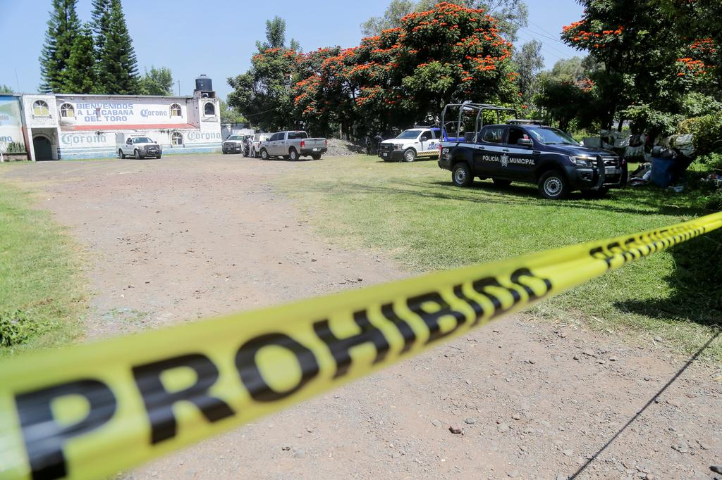 Massacre in Mexican bar leaves 11 people dead
