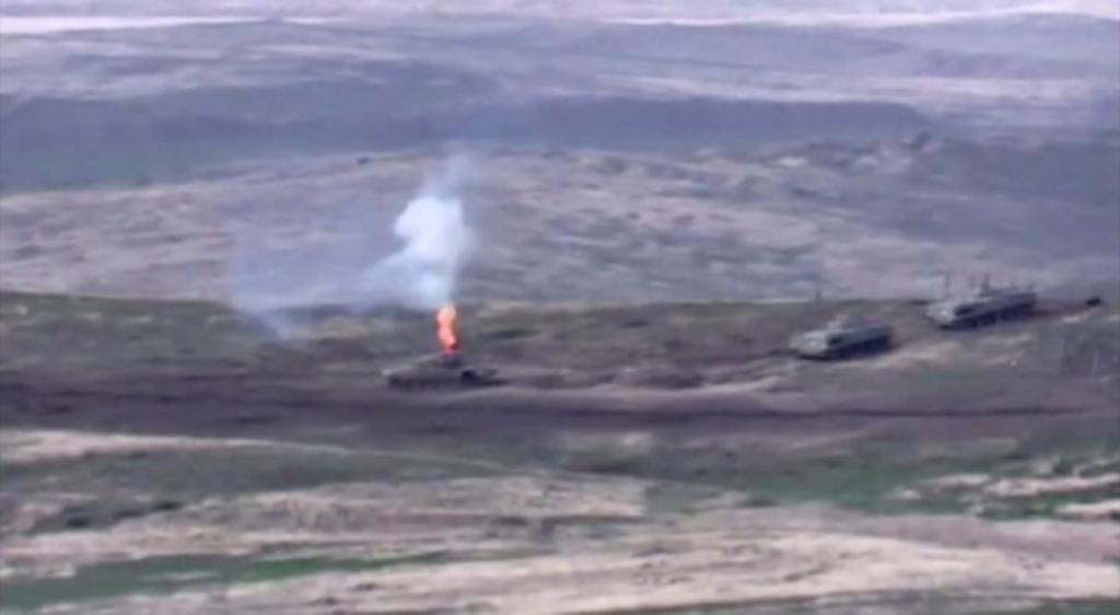 Armenia-Azerbaijan clashes kill at least 16, undermine regional stability