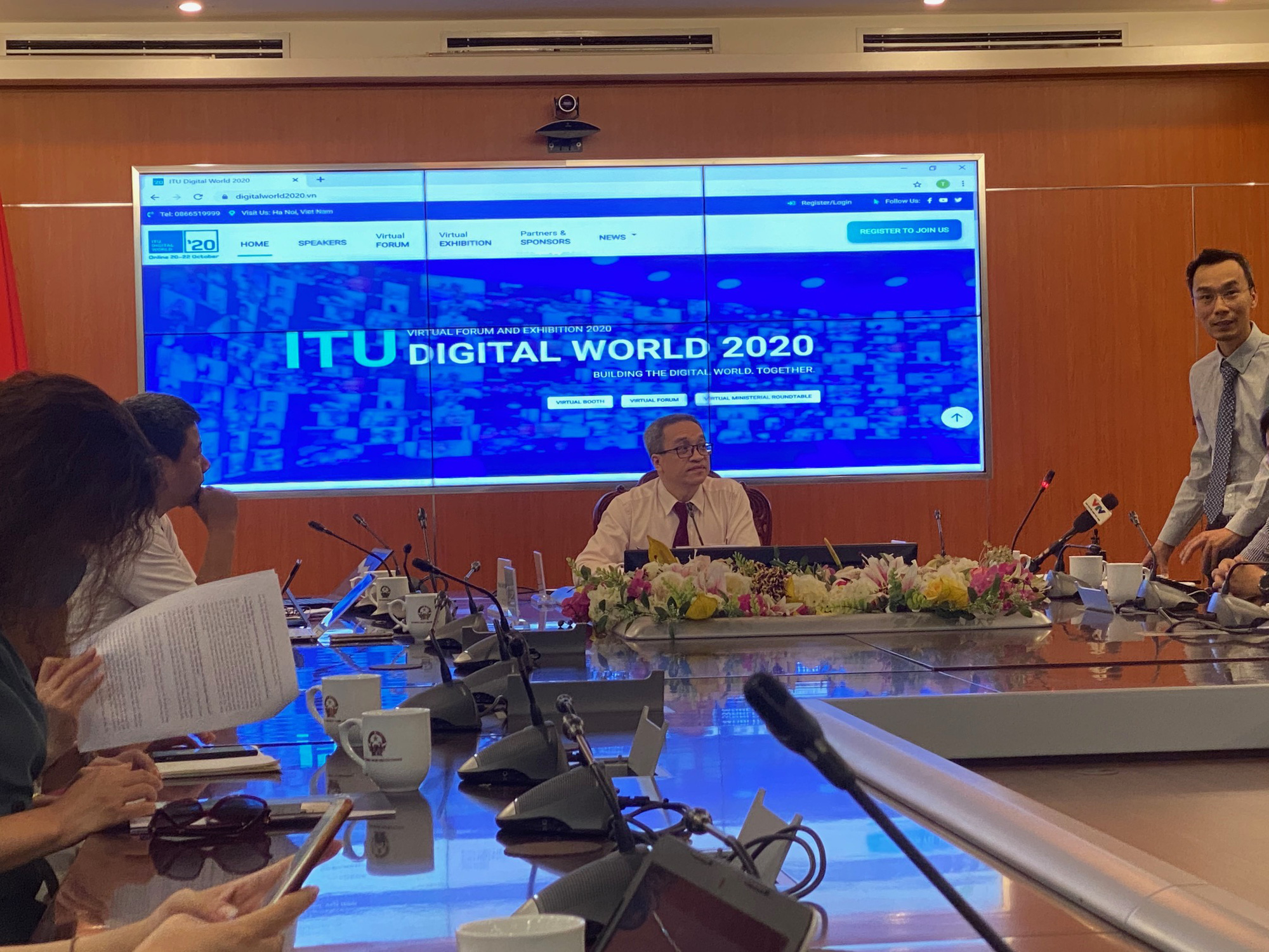 Vietnam picked to co-host ITU Digital World 2020
