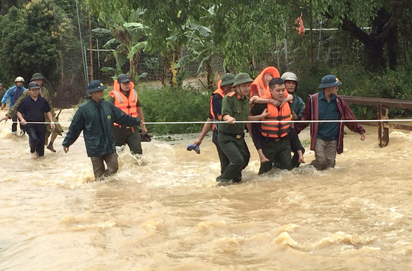 Rain-triggered landslides kill 2, injure 7 in northern Vietnam