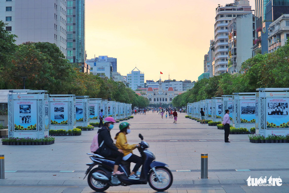 Ho Chi Minh City plans to open more downtown promenades