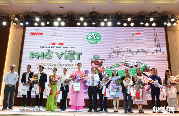Tuoi Tre commences fourth annual 'Day of Pho' initiative