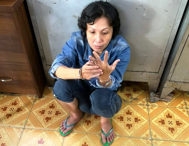 Woman arrested for telling young boy to steal from coffee vendor in Ho Chi Minh City