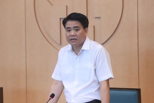Former chairman of Hanoi Nguyen Duc Chung refused bail, remains in custody