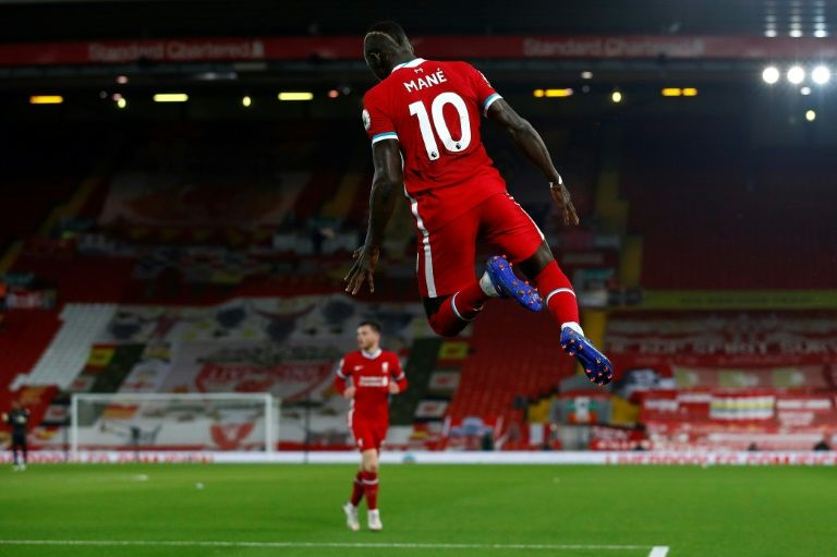 Liverpool's Sadio Mane tests positive for Covid-19