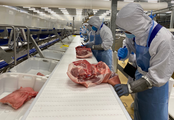 Vietnam's Masan inaugurates second meat processing plant