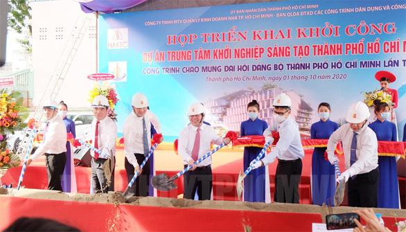Ho Chi Minh City starts work on startup, innovation center