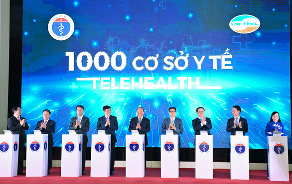 Vietnam health ministry opens 1,000 facilities that offer telehealth service