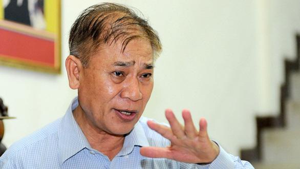 Tran Van Muoi, deputy chairman of Vietnam Association of Architects (VAA), is seen in this supplied photo